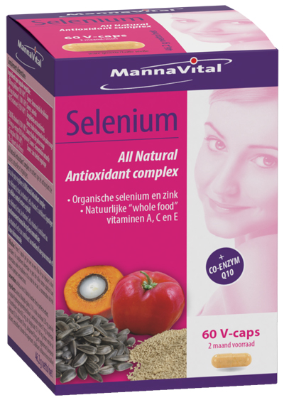 Selenium All Natural Antioxidant complex