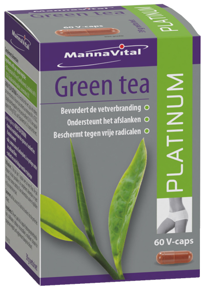 Green tea Platinum