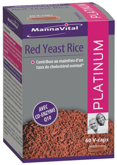 Red yeast Rice Platinum + Q10
