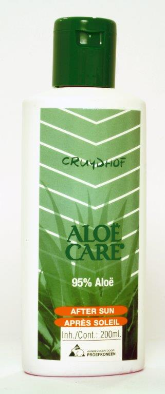 Aloë Care aftersun