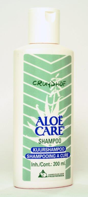 Aloë Care kuurshampoo