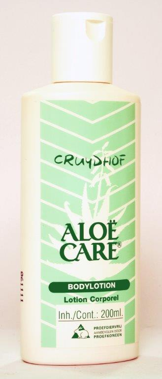 Aloe Care bodylotion