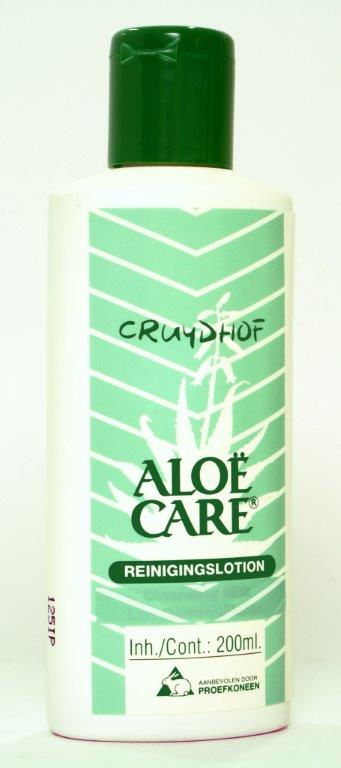 Aloe Care reinigingslotion