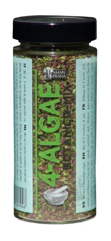 4 Algae botanico mix