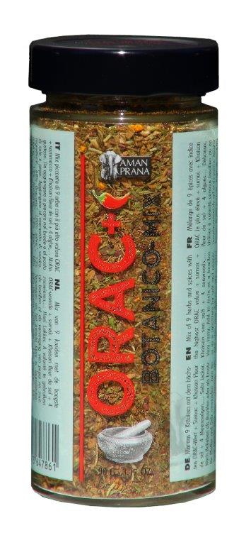 Orac botanico mix + chili