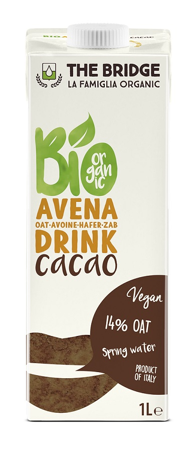Haverdrink + cacao