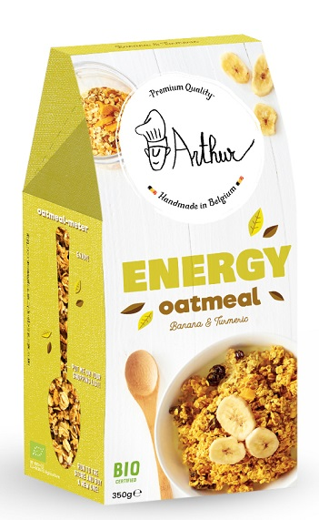 ENERGY banana turmeric