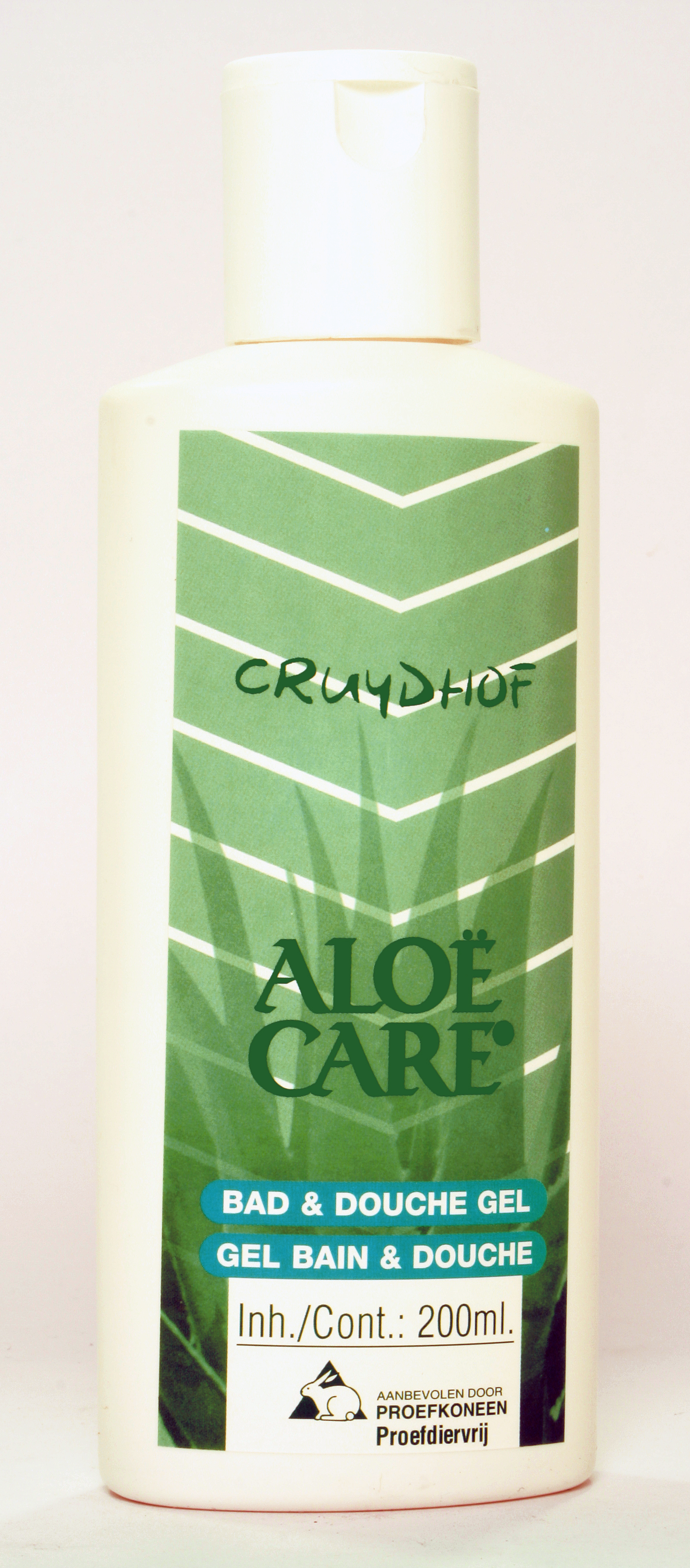 Aloe care bad & douche gel