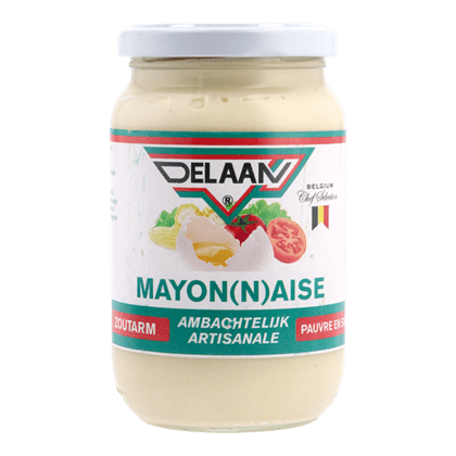 Mayonaise zonder zout