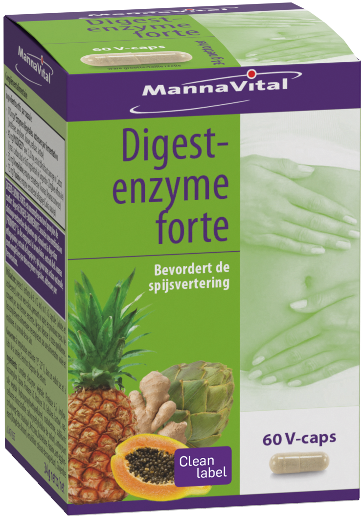 Digest enzyme forte