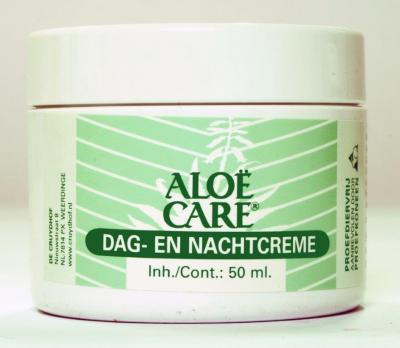 Aloe Care dag & nachtcrème