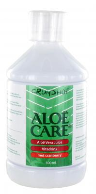 Aloe Care V-drink cranberry