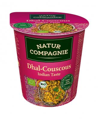 Dhal-Couscous Indian taste