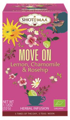MOVE ON - lime, chamomille & rosehip