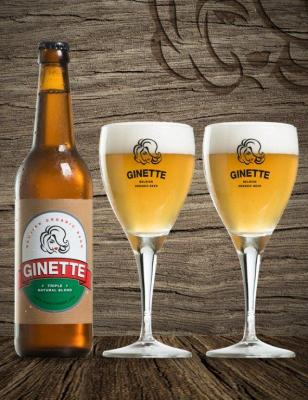 Triple Natural Blond GINETTE 9°