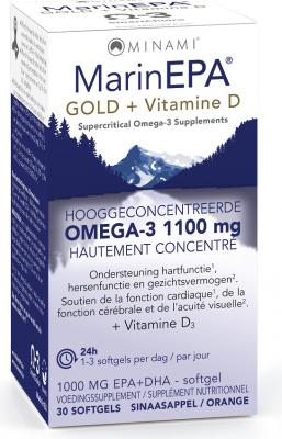 MarinEPA GOLD + vit D