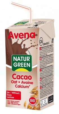 Haver-chocodrink + calcium